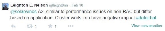 Leight0nn RAC Performance Issues