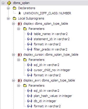Hotka DBMA_xplan example 2