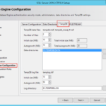 Tempdb tuning Out-of-the-Box with SQL Server 2016
