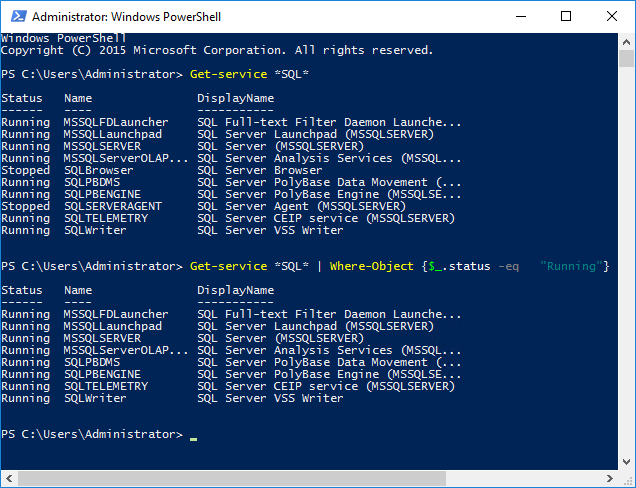 Managing SQL Server with PowerShell: Part 2 – The Tasks