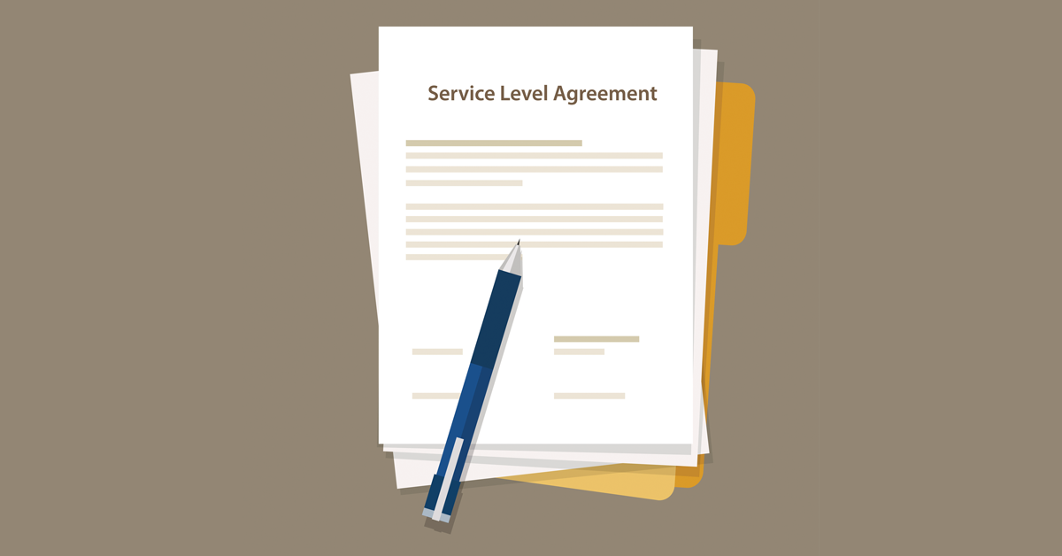 Eight Ways To Improve The Agreement Part Of Your Sla Solarwinds