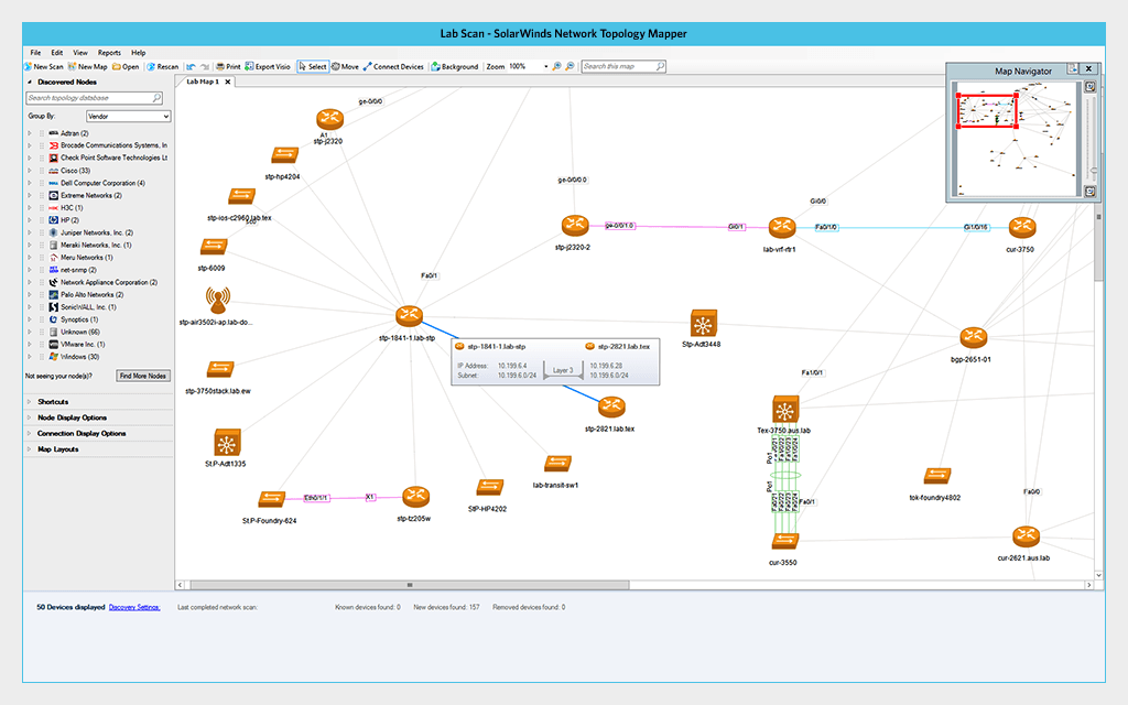 SolarWinds-Network-Topology-Mapper